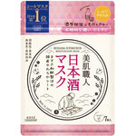 KOSE Clear Turn Sake Moisturizing Mask (7 Stk)