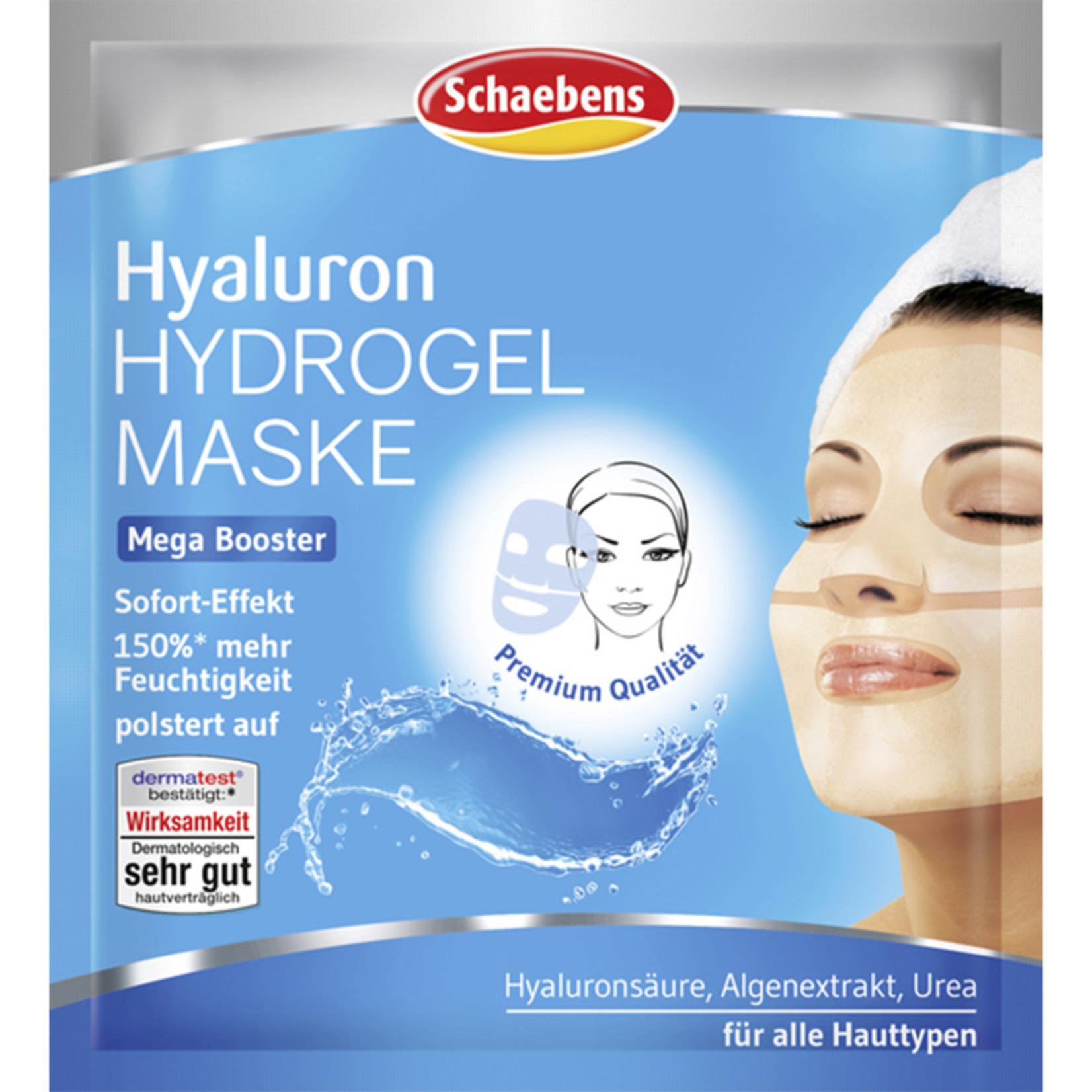 Schaebens Hyaluron Hydrogel Mask