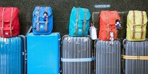Schade aan uw koffer?