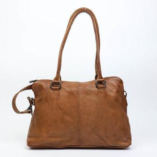 Bear Design 'Bona' Cognac - CP1177,  Callisto-Pelle Collectie