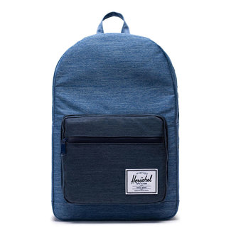 "Herschel ""Pop Quiz""  faded denim/indigo denim  10011-02730"