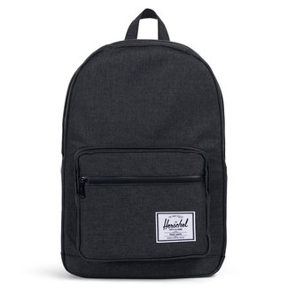 "Herschel ""Pop Quiz""  black crosshatch/black  10011-02093"