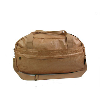 Auctor, tassen en accessoires van kraftpapier Papieren Reistas/Sporttas - Naturel - Naturel