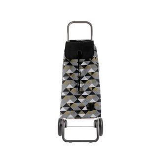 Rolser Shopping trolley - Imax Sahara Zwart