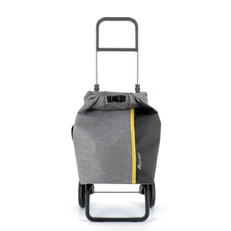 Rolser Shopping trolley - Roll Top Tweed grijs