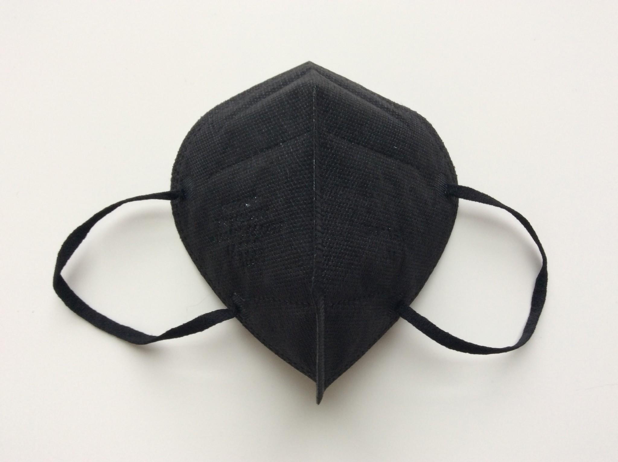 "IG-mask ""FFP2"" IG-Mask - Kleur Zwart - 5 stuks (2,99 per stuk)"