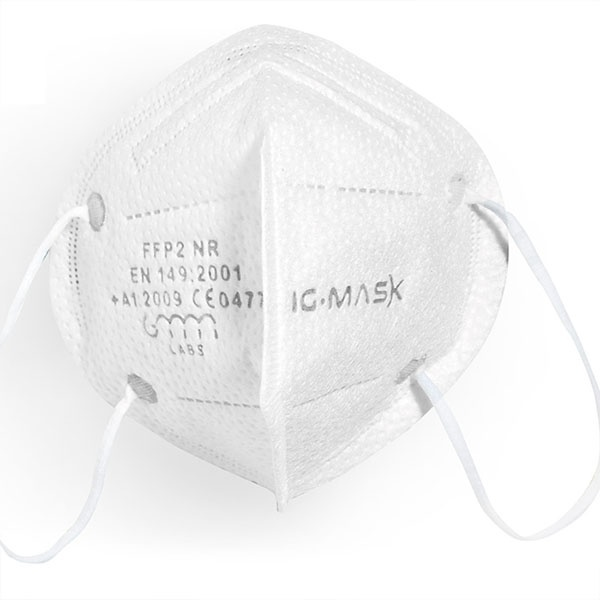 "IG-mask ""FFP2"" IG-Mask - Color White - 5 pieces (2.99 each)"