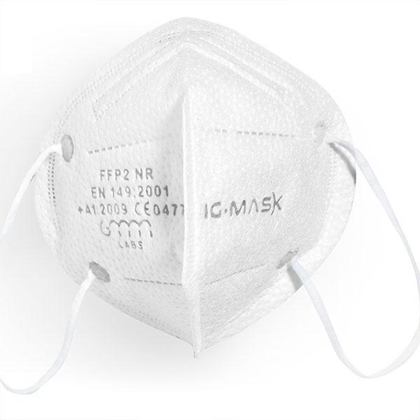 "IG-mask ""FFP2"" IG-Mask - Kleur Wit - 20 stuks (2,49 per stuk)"