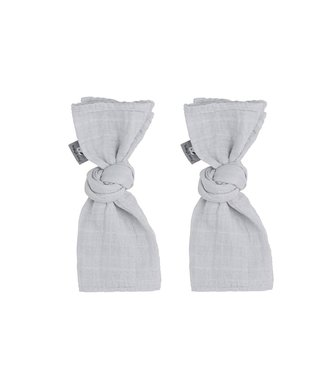 Baby's Only Swaddle 70cm 2pck Grey