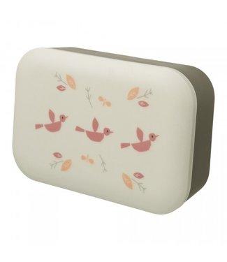 Fresk Bamboo Lunchbox Birds