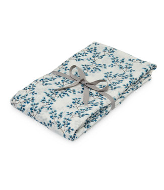 Cam Cam PRINTED MUSLIN SWADDLE LIGHT FIORI
