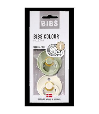 Bibs Bibs T1 Sage Ivory