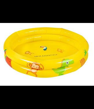 PRE ORDER Baby Zwembadje Geel Unisex