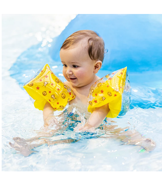 Zwembandjes Circus Yellow 0-2 jaar