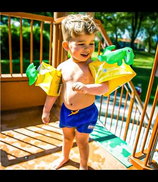 Zwembandjes Dino 2-6 jaar