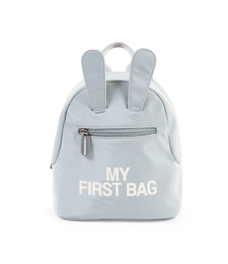 Childhome CHILDHOME  MY FIRST BAG GREY