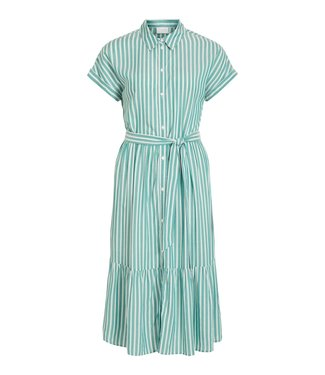 Vila VIHARPER MIDI SHIRT DRESS