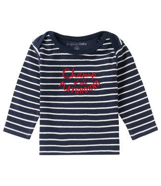 B T-Shirt LS Hawston Str