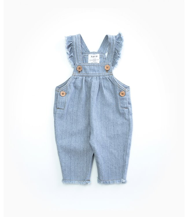 Play Up RECYCLE DUNGAREE DEN