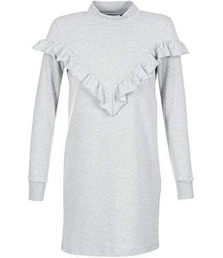 Vimista L/S Sweat Dress XS Light Grey