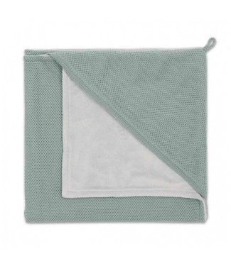 Baby's Only OMSLAGDOEK SOFT CLASSIC STONE GREEN