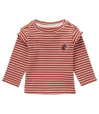 Noppies G Regular T-Shirt LS Pongola Y/D Str