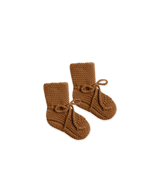 QUINCY MAE Knit Booties