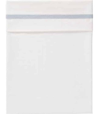 Fresk Wieglaken Herringbone Blue Fog 75x90