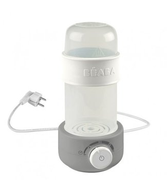 Beaba Beaba Babymilk Second Flesverwarmer grijs