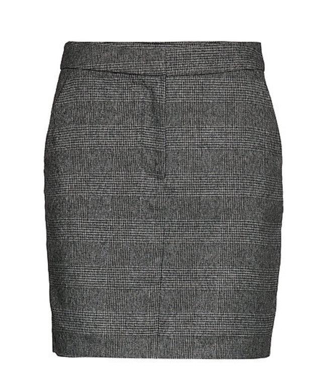 Vila Vikuda Skirt Black