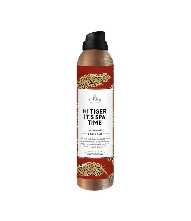 THE GIFT LABEL BODY FOAM TI