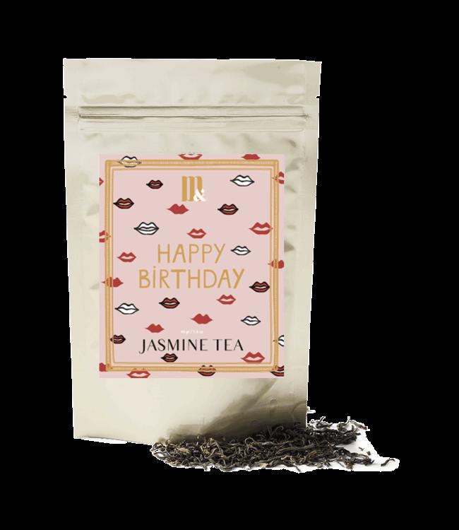 TEA POUCH HAPPY BIRTHDAY