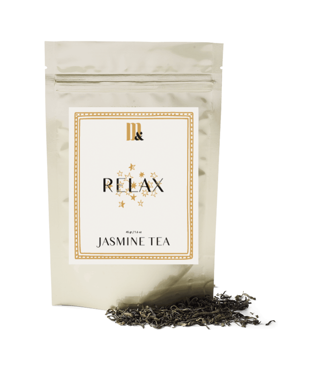TEA POUCH RELAX