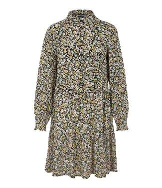 PCTY LS SHIRT DRESS