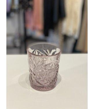 JULIA GLASS CHARM LAVENDER