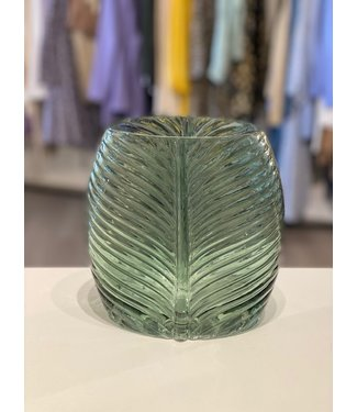 VAAS LEAVE GREEN 20x12cm