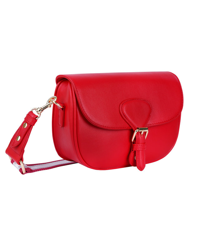 PERFECT BOLD BAG RED
