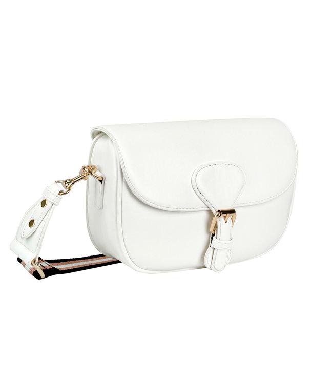 PERFECT BOLD BAG WHITE