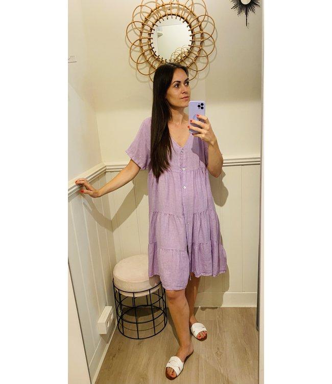 MARLY LINNEN DRESS