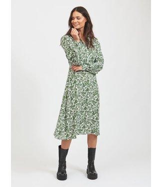 VIKATRINA L/S SHIRT DRESS