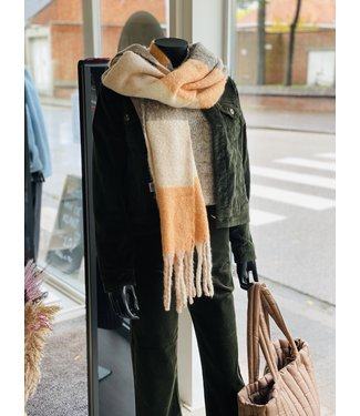 PCENISO LONG SCARF M