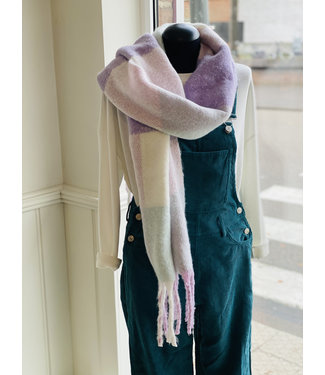 PCENISO LONG SCARF L