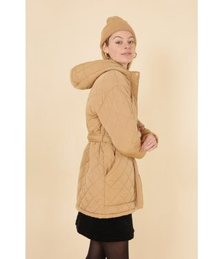 CECILE QUILTED JACKET