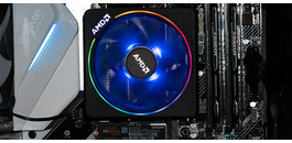 Gaming PC AMD Ryzen