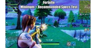 FPS Boosten voor Fortnite