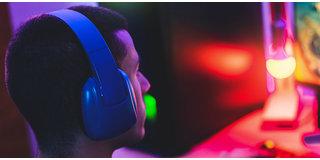 Headset aansluiten op pc