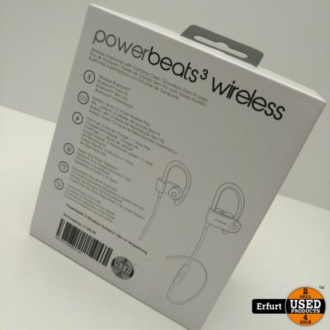 Powerbeats 3 Wireless Schwarz I Neu in Verpackung