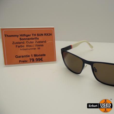 Thommy Hilfiger TH SUN RX 24 Sonnenbrille I Guter Zustand