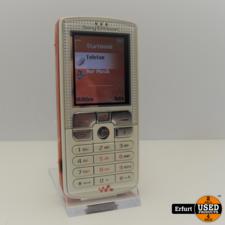 Sony Sony Ericsson W800i I Guter Zustand