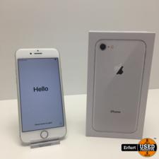 iPhone 8 64GB Weiß Silver I guter Zustand